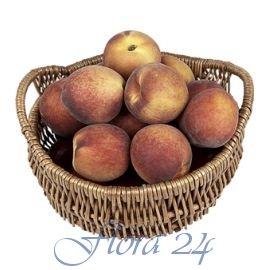 Корзина персиков Нежность